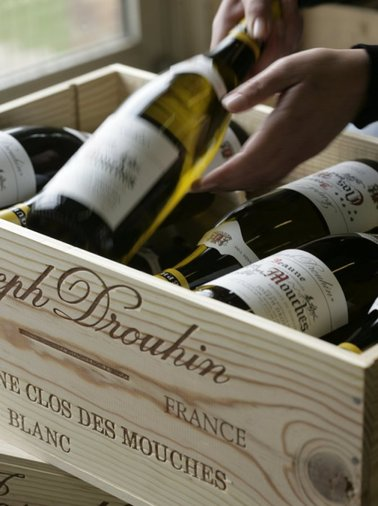 Rare Joseph Drouhin wines direct from the family cellar on sale at Sotheby's