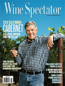 Wine Spectator - October 22nd 2013